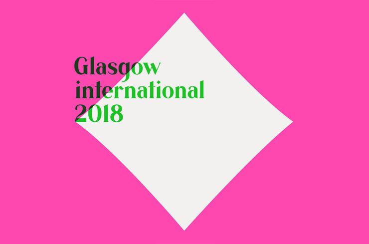 Glasgow International: Brand Glasgow