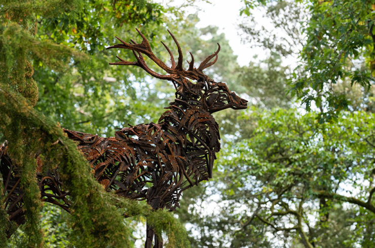 The Brodick Stag