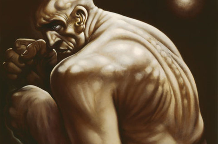 The Life and Works of Peter Howson