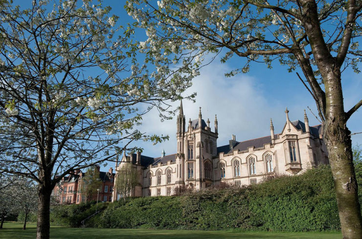 Ulster University Wayfinding