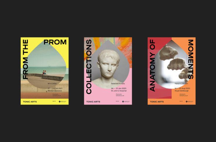 Tonic Arts Brand Identity